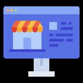 Shopping online 网上购物